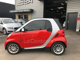 SMART FORTWO 2 II 52 KW COUPE  PASSION SOFTOUCH