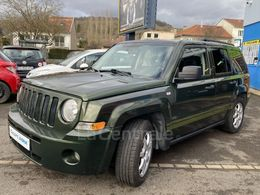 JEEP PATRIOT 20 CRD 140 LIMITED