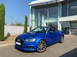 AUDI A3 (3E GENERATION) CABRIOLET III 2 CABRIOLET 15 TFSI 150 DESIGN LUXE S TRONIC 7