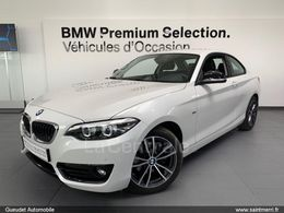 BMW SERIE 2 F22 COUPE F22 COUPE 220D 190 SPORT BVA8