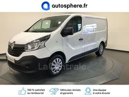 RENAULT TRAFIC 3 III 2 FOURGON GRAND CONFORT L1H1 1000 DCI 120