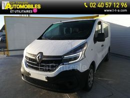 RENAULT TRAFIC 3 III 2 FOURGON GRAND CONFORT L1H1 1200 DCI 120