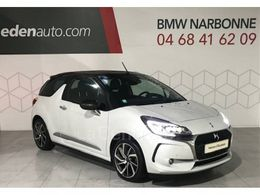 DS DS 3 CABRIOLET 17830€