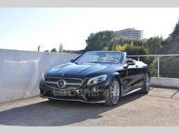 MERCEDES CLASSE S 7 CABRIOLET 93 390 €