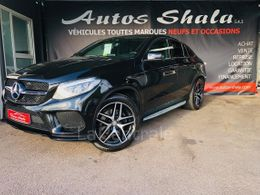 MERCEDES GLE COUPE 53250€
