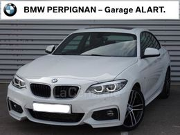 BMW SERIE 2 F22 COUPE (F22) COUPE 218D 150 M SPORT BVA8