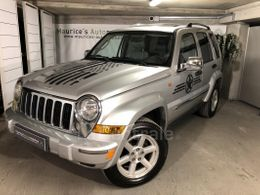 JEEP CHEROKEE 2.8 CRD LIMITED BVA