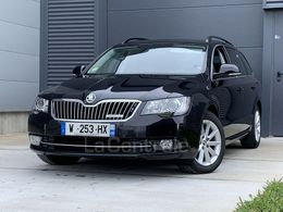 Photo d(une) SKODA  II (2) COMBI 1.6 TDI 105 GREENLINE BUSINESS d'occasion sur Lacentrale.fr