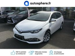 TOYOTA AURIS 2 TOURING SPORTS II (2) TOURING SPORTS HYBRIDE 136H 4CV DYNAMIC
