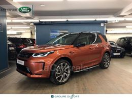LAND ROVER DISCOVERY SPORT (2) 2.0 D240 4WD R-DYNAMIC S AUTO