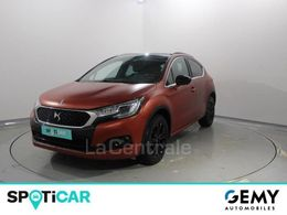 DS DS 4 CROSSBACK 1.6 BLUEHDI 120 S&S BVM6 TERRE ROUGE