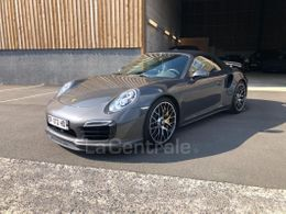 PORSCHE 911 TYPE 991 CABRIOLET TURBO 147 810 €