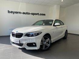 BMW SERIE 2 F22 COUPE (F22) COUPE 220D 190 SPORT BVA8