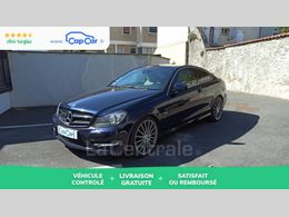 MERCEDES CLASSE C 3 COUPE III COUPE 220 CDI BLUEEFFICIENCY EDITION 1 7G-TRONIC PLUS