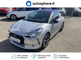 DS DS 3 CABRIOLET 15300€