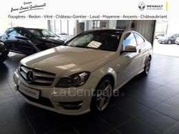MERCEDES CLASSE C 3 COUPE III COUPE 220 CDI BLUEEFFICIENCY