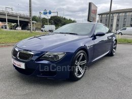 Photo d(une) BMW  (E63) COUPE M6 507 SMG7 d'occasion sur Lacentrale.fr