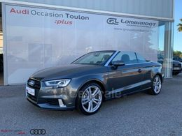 AUDI A3 (3E GENERATION) CABRIOLET III (2) CABRIOLET 35 TFSI 150 S LINE S TRONIC 7