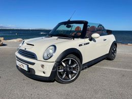 Photo d(une) MINI  CABRIOLET 1.6 170 COOPER S SIDEWALK STEPTRONIC d'occasion sur Lacentrale.fr