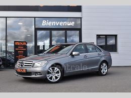 MERCEDES CLASSE C 3 III 220 CDI 10CV BLUEEFFICIENCY AVANTGARDE BVA