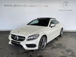 MERCEDES CLASSE C 4 COUPE IV COUPE 220 D FASCINATION 4MATIC 9G-TRONIC