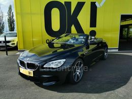 BMW SERIE 6 F12 CABRIOLET M6 (F12) (2) CABRIOLET M6 PACK COMPETITION 600 DKG7