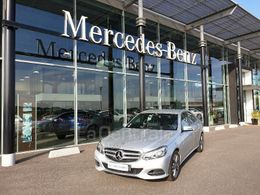 MERCEDES CLASSE E 4 IV (2) 220 BLUETEC EXECUTIVE 9G-TRONIC
