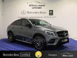 MERCEDES GLE COUPE 60 950 €