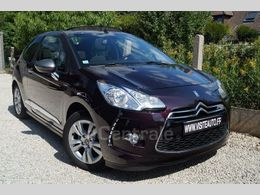 DS DS 3 CABRIOLET 11780€