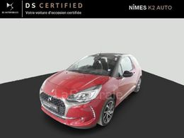 DS DS 3 CABRIOLET 17240€