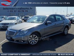 MERCEDES CLASSE E 4 IV 250 CDI BLUEEFFICIENCY ELEGANCE EXECUTIVE