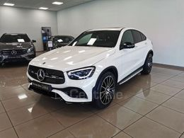 MERCEDES GLC COUPE (2) 300 D AMG LINE 4MATIC