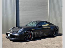 PORSCHE 911 TYPE 991 CABRIOLET 119750€