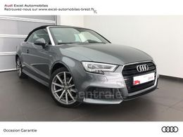 AUDI A3 (3E GENERATION) CABRIOLET III (2) CABRIOLET 1.4 TFSI 150 COD DESIGN LUXE S TRONIC 7