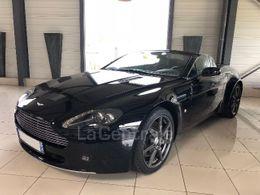 ASTON MARTIN V8 VANTAGE VOLANTE 63820€