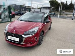 DS DS 3 CABRIOLET 17380€