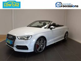 AUDI S3 (3E GENERATION) CABRIOLET III CABRIOLET 2.0 TFSI 300 S TRONIC