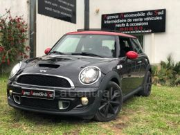 Photo d(une) MINI  II (2) COUPE 1.6 184 COOPER S PACK RED HOT CHILI d'occasion sur Lacentrale.fr