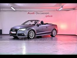 AUDI A3 (3E GENERATION) CABRIOLET III CABRIOLET 1.4 TFSI 150 COD ULTRA AMBITION LUXE S TRONIC 7