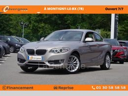 BMW SERIE 2 F22 COUPE (F22) COUPE 218D 150 LUXURY BVA8