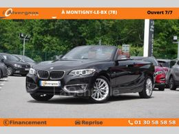 BMW SERIE 2 F23 CABRIOLET (F23) CABRIOLET 220D 190 LUXURY
