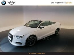 AUDI A3 (3E GENERATION) CABRIOLET III (2) CABRIOLET 40 TFSI 190 S LINE S TRONIC 7