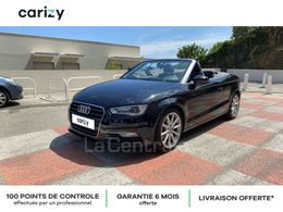 AUDI A3 (3E GENERATION) CABRIOLET III CABRIOLET 1.4 TFSI 150 COD ULTRA AMBITION S TRONIC 7