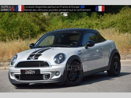 Photo d(une) MINI  III COUPE 1.6 COOPER S 184 PACK RED HOT CHILI BVA d'occasion sur Lacentrale.fr