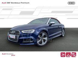 AUDI S3 (3E GENERATION) CABRIOLET 43580€