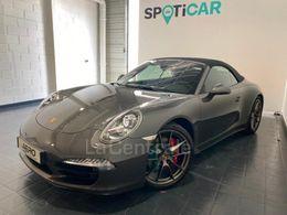 PORSCHE 911 TYPE 991 CABRIOLET 135680€