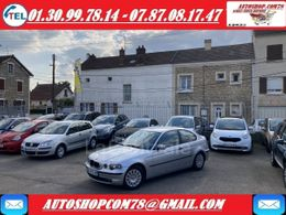 Photo d(une) BMW  (E46) 316TI COMPACT PACK d'occasion sur Lacentrale.fr