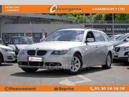 Photo d(une) BMW  (E61) (2) TOURING 525D 177 PREMIERE d'occasion sur Lacentrale.fr