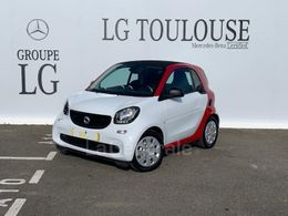 SMART FORTWO 3 16500€