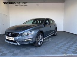 VOLVO V60 CROSS COUNTRY D4 190 PRO GEARTRONIC 8